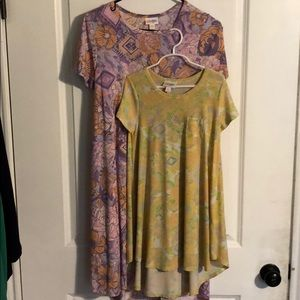 Lularoe Carly Set